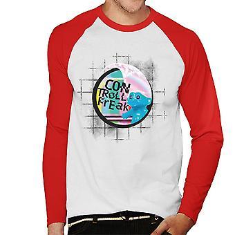 Trolls Con Troll Freak Men's Baseball Long Sleeved T-Shirt