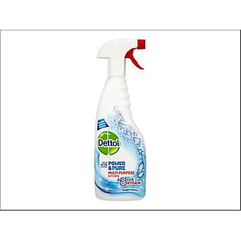 Reckitts Dettol Power & Pure Kitchen 750ml