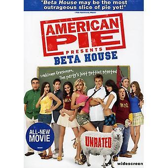 American Pie Presents-Beta House [DVD] USA import