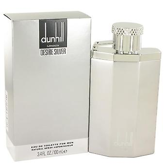 Halu hopea Lontoo Eau De Toilette Spray Alfred Dunhill 3,4 oz Eau De Toilette Spray