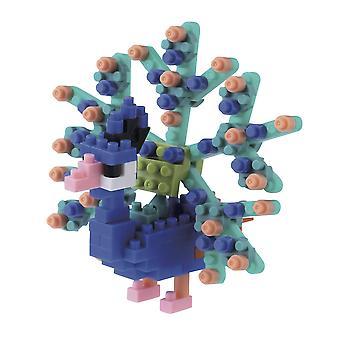 Nanobloc - păun