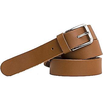 Shenky leather belt 3cm screwed
