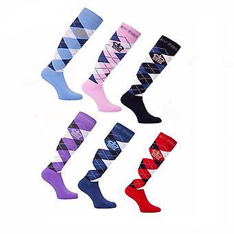 Speciale hippische sokken mannen en vrouwen, Knight Long Socks