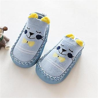 Infant Newborn Baby Shoes, Autumn Baby Floor Anti Slip Soft Sole Sock
