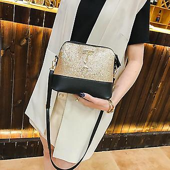 Fashion Mini Bag With Deer Toy Shell Shape Small Messenger Crossbody Bag&