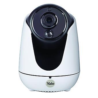 Yale älykäs elävä wipc-303w kotinäkymä pan /tilt ja zoom ip kamera - valkoinen pannu, kallistus &; Zoom