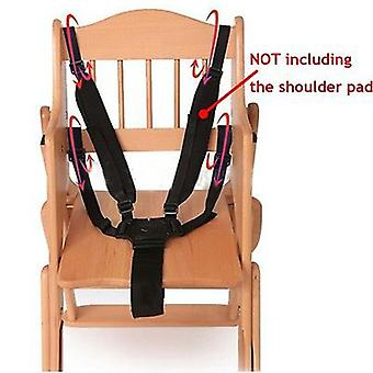 Safety Seat Belt, Nap Sleeping Strap, Head Support, Universal Pushchair,