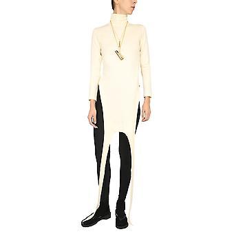Agguato Bmab006f20jer0010200 Maglione acrilico bianco da donna