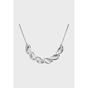 Kalevala Collier Women's Snow Flower Silver 238214445 - Length 450 mm