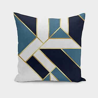 Geometric And Golden Art V Cushion/pillow Cover