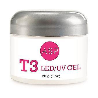 ASP T3 LED UV Gel - Blanc