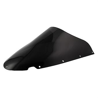 Airblade Dark Smoked Double Bubble Screen for Ducati 749 999 No Hole 2003-2004