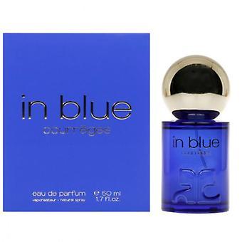 Courreges In Blue Eau de Parfum Spray for Women 50 ml