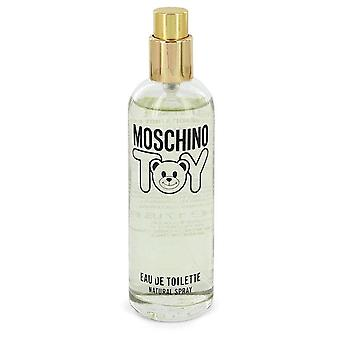 Moschino Toy Eau de Toilette Spray (Tester) by Moschino 1,7 oz Eau de Toilette Spray