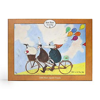 Sam Toft Be Who You Be Jigsaw Puzzle