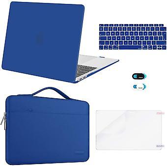 MOSISO MacBook Air 13 inch Case 2020 2019 2018 Release A2337 M1 A2179 A1932,Plastic Hard Case