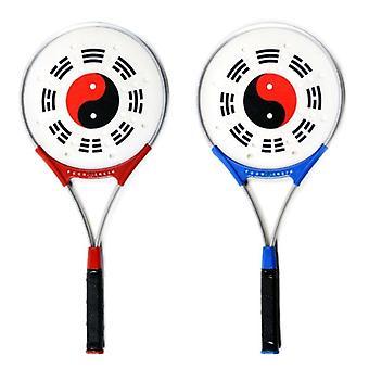 Bola Rouli y raqueta para ejercicio de fuerza de potencia corporal suave en interiores / exteriores