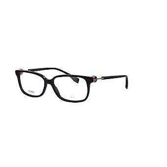 Fendi FF0394 807 Black Glasses