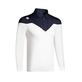 メン&アポス;s スポーツウェアロングスリーブシャツ