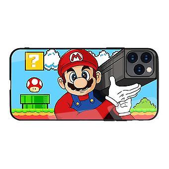 """Custodia protettiva antiurto Super Mario Soft per Apple iPhone 11 Pro 5.8 """""""