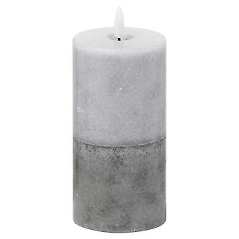 Hill Interiør Luxe Collection Dyppet Natural Glow Elektrisk Candle