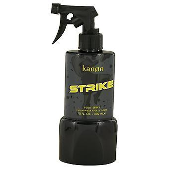 Kanon Strike by Kanon Body Spray 10 oz / 300 ml (Men)