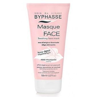 Byphasse Home Spa Experience face mask Douceur 150 ml rosehip