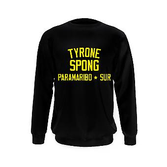 Tyrone Spong Boxing Legend Sweatshirt