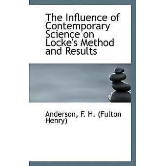 La influencia de la ciencia contemporánea en el método y los resultados de Locke's