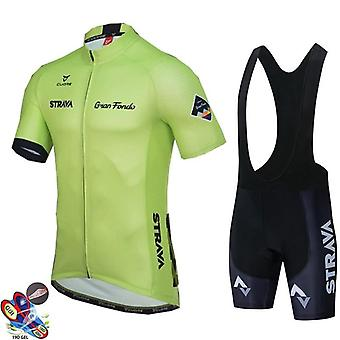 Breathable Team Racing Sport Bicycle Jersey