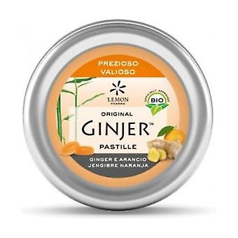 Organic Ginger and Orange Pills 40 g