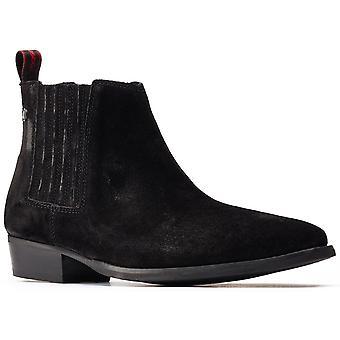 Base london homme monroe rocker boot black 31235