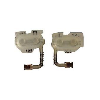 L r أزرار الزناد لسوني PS فيتا 1000 وحدة التحكم اليسار الكتف الأيمن تعيين مع استبدال كابل الداخلية المرنة | زيدلابز