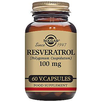 Solgar Resveratrol 60 kapselia
