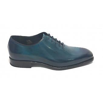Men's Shoes Harris Handmade Handmade Leather Vegas Blue Sky U17ha108