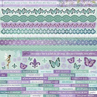 Kaisercraft - Christmas - Fairy Dust Sticker Sheet