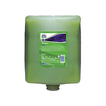 Deb Lim4Ltr Solopol 4 Litre Lime
