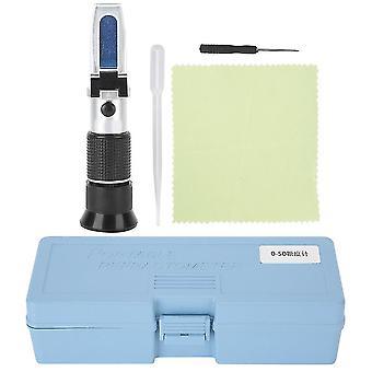 Handheld refractometer sugar concentration meter densitometer 0‑50% sugar tester meter brix tester portable refractometer