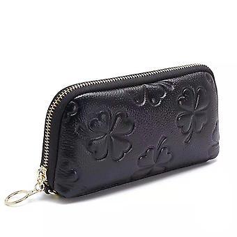 سيدة كلوفر حقيبة جلدية صغيرة