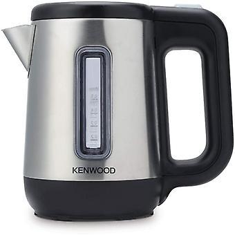 Wokex 0WJKM07602 Mini- Wasserkocher (670-800 Watt / 0,5 Liter / Edelstahl) silber