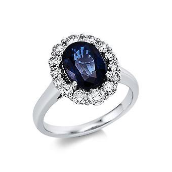 Luna Creation Promessa Ring Color Stone 1V571W853-1 - Ring width: 53