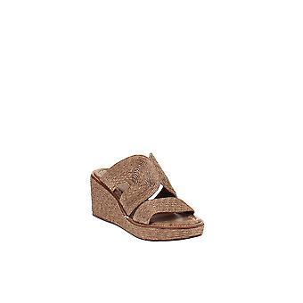 Bernardo | Kaia Sand Raffia Wedge Sandals