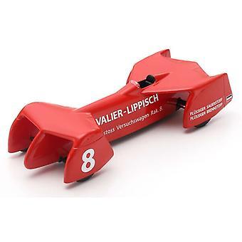 Valier Lippisch Kjøretøy 2 Jared A. Zichek (Strømlinjeformet Drømmer 1 1929) Diecast Modell
