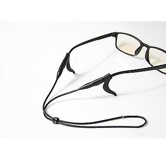 Adjustable silicone eyeglasses straps pl-144