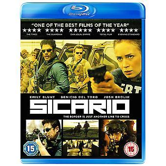 Sicario 2018 Blu-ray