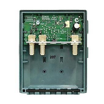 キングレイ 35Db Uhf マストヘッドアンプ Lte 4G フィルタリング