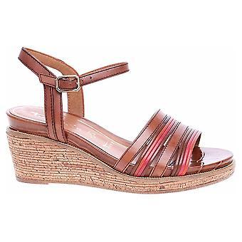 Tamaris 112806034441 ellegant sommar kvinnor skor