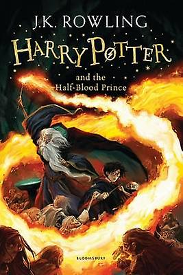 Harry Potter and the HalfBlood Prince 9781408855942 by J K Rowling