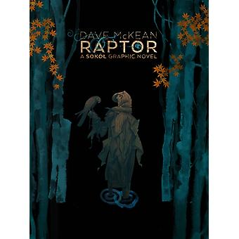 Raptor A Sokol Graphic Novel Limited Edition by Dave Mckean