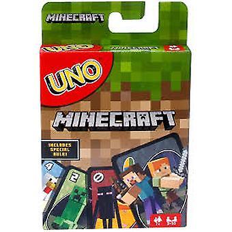 Uno Minecraft kortspel